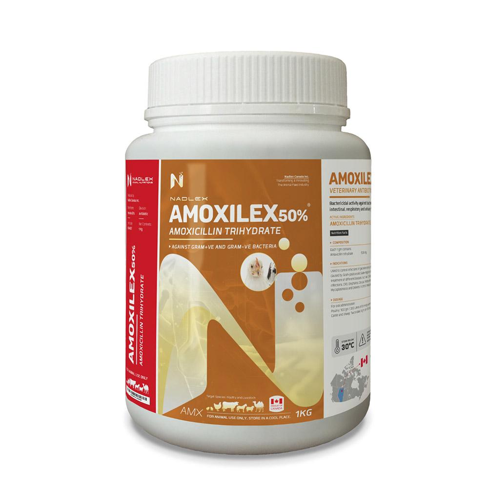 Amoxilex-50%